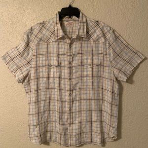Lucky Brand Button Down Shirt Size XL men's.